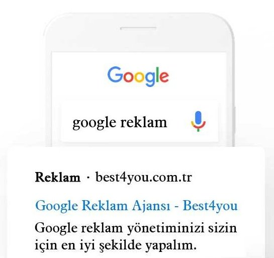Google Reklam Verme – Google Reklam Ajansı Best4you