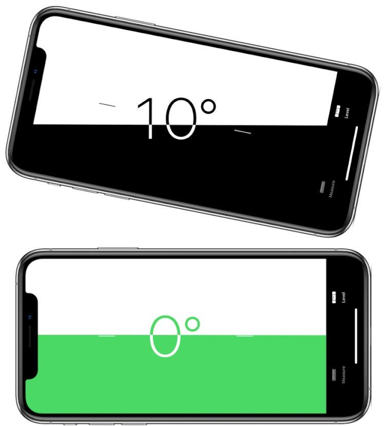 iphone su terazisi kullanımı nasıl yapılır